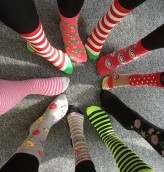 Silly Sock Day 1