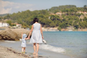 Do I need permission to take my child on holiday