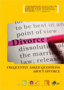 Guide to Divorce