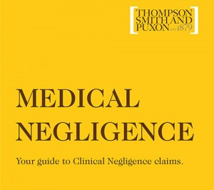 Guide to Medical Negligence