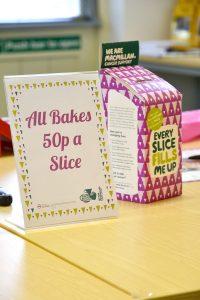 TSP Bake Off Macmillan
