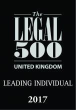 Legal 500 Leading Individual