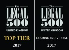 Top Tier Legal 500 Success