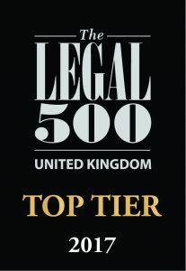 2017 Legal 500