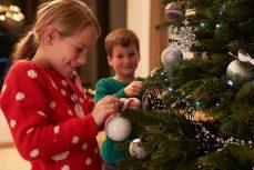 Christmas Children Arrangements