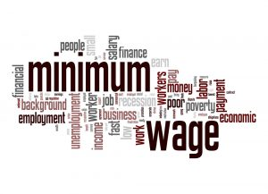 Minimum Wage Underpaid