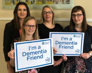 Dementia Action The TSP Clacton Team