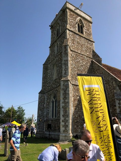 St Michael's Church Brantham