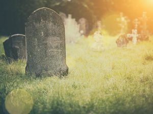 Where can you be buried