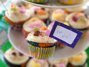 Cupcake at the TSP Bake Off