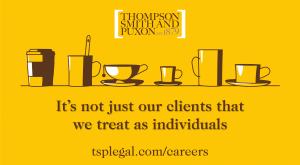 Thompson Smith and Puxon Careers
