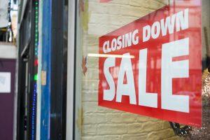 Retail Failures High Street
